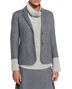 The Row - Naven Two-Button Jacket
