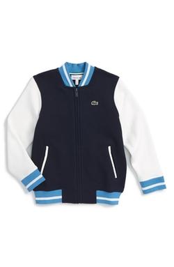 Lacoste - Full Zip Sweater Jacket