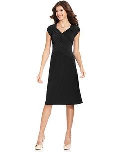 NY Collection - B-Slim Body-Shaper Dress