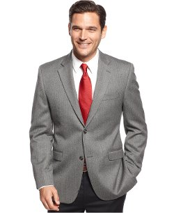 Donald J. Trump - Herringbone Sport Coat