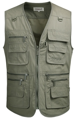 Mrignt - Travels Sports Vest