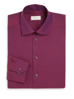 Eton Of Sweden - York Slim-Fit Dotted Twill Dress Shirt