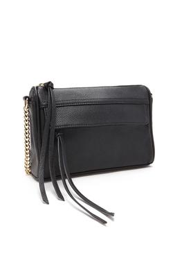Forever 21 - Front Pocket Crossbody Bag