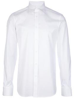 Z ZEGNA - pointed collar dress shirt