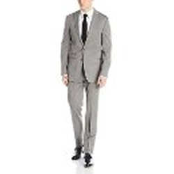 Andrew Fezza - Fraser Sharkskin 2 Button Side Vent Suit