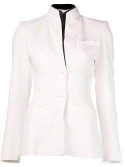 Antonio Berardi - Double Collar Blazer