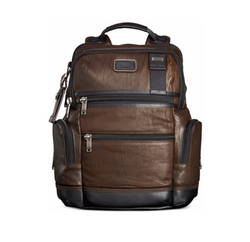 Tumi - Alpha Bravo Knox Leather Backpack