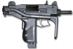IWI - Mini Uzi Pistol 9mm