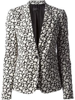 JOSEPH  - patterned blazer