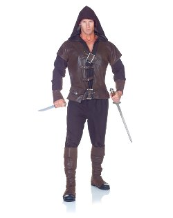 Spirit Hallowenn - Assassin Medieval Adult Mens Costume