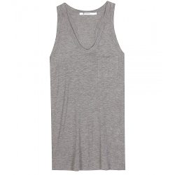 T By Alexander Wang - Classic Jersey Tank Top