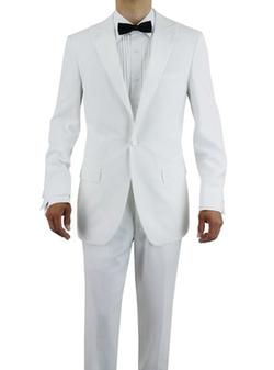 Giorgio Napoli - Peak Lapel Tuxedo Suit