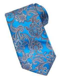 Stefano Ricci - Paisley Silk Tie