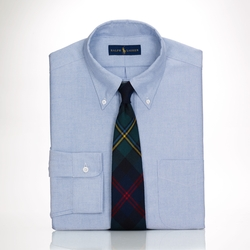 Polo Ralph Lauren - Slim-Fit Pocket Oxford Shirt