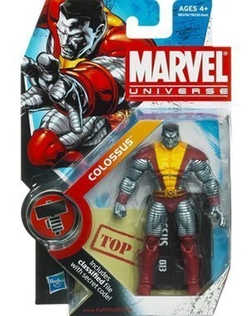 Hasbro - Colossus Action Figures