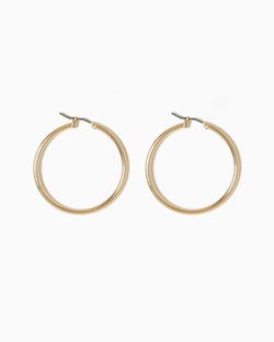 Charming Charlie - Essential Small Hoop Earrings