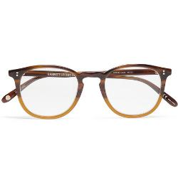 Garrett Leight California Optical  - Kinney D-frame Acetate Optical Glasses