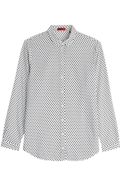 Hugo - Eselia Printed Shirt