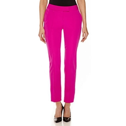 Worthington -  Slim-Fit Ankle Pants