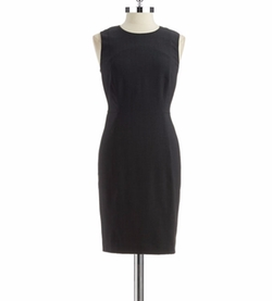 Calvin Klein - Darted Sheath Dress