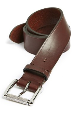Ralph Lauren Collection - Vachetta Leather Belt