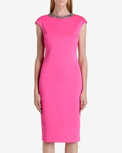 Ted Baker - Embellished Midi Dress