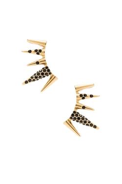 Sam Edelman - Pave Spike Ear Cuff Earrings