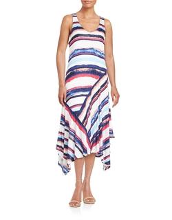 Splendid - Striped Maxi Dress