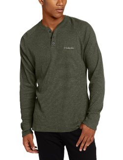 Columbia  - Endless Highs Henley Shirt