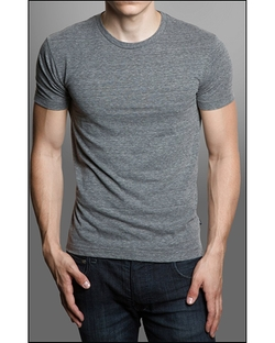 Gents - Short Sleeve Crew Neck T-Shirt