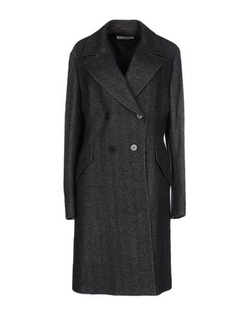 Jil Sander - Double Breasted Coat