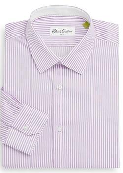 Robert Graham  - Striped Button-Down Dress Shirt