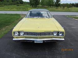 Plymouth  - Satellite Coupe
