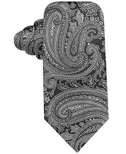 Tasso Elba  - Siena Floral Paisley Tie