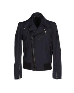Diesel Black Gold - Techno Biker Jacket