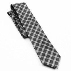 Marc Anthony - Shaded Plaid Tie