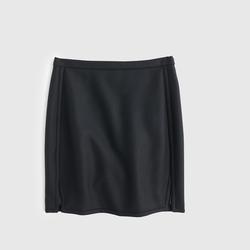 J.Crew - Petite Double-Notch Mini Skirt