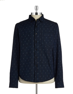 Lucio Castro - Printed Cotton Sportshirt