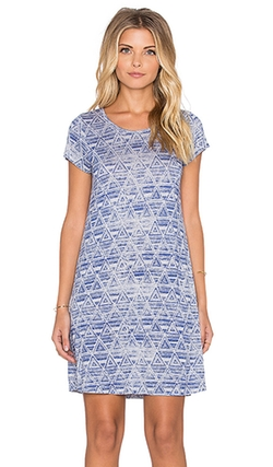 MIchael Lauren - Cuba Mini Tee Dress