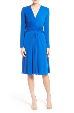 Michael Michael Kors  - Faux Wrap Dress