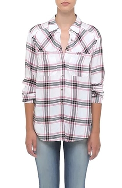 Ace Delivery - Plaid Shirt