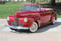Ford  - Super Deluxe Convertible 1941