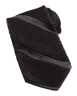 Stefano Ricci  - Crystal Silk Tie