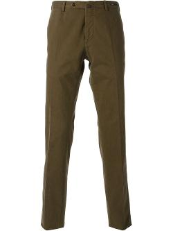 PT01 - Flat Front Chinos