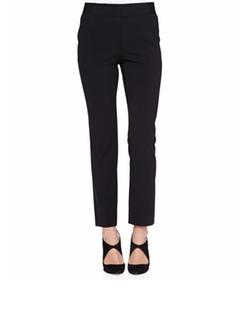Armani Collezioni  - Elastic-Waist Slim Pants