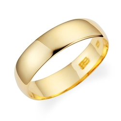 Lovearing - Light Weight Wedding Band