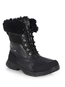 UGG Australia  - Butte Lace-Up Boots
