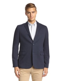 Ben Sherman - Two Button Knit Blazer