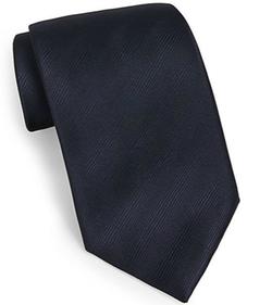 Valentino - Solid Silk Tie