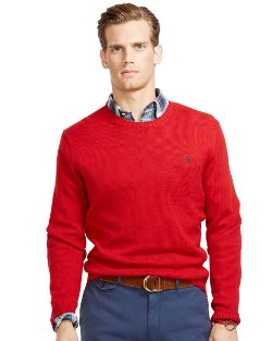 Ralph Lauren - Cotton Crewneck Sweater
